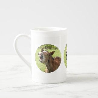 かわいい子馬 ティーカップ