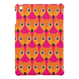 かわいい孤のレトロのipadの小型場合 iPad miniケース