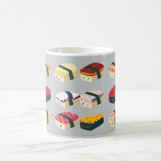 かわいい寿司 コーヒーマグカップ