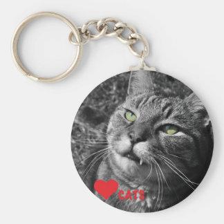 かわいい愛猫のキーホルダー キーホルダー
