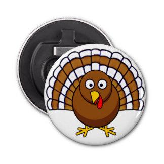 かわいい感謝祭のトルコの栓抜き 栓抜き