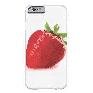 かわいい果実 BARELY THERE iPhone 6 ケース