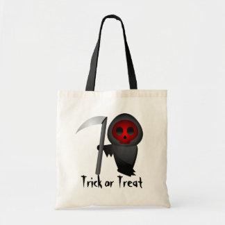かわいい死神のトリック・オア・トリート トートバッグ
