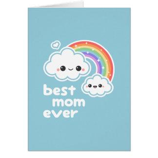 かわいい母の日 カード