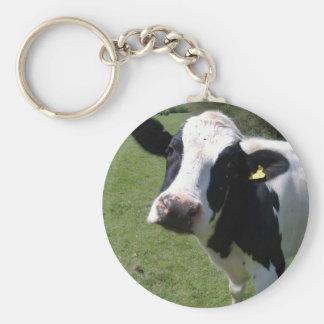 かわいい牛 キーホルダー