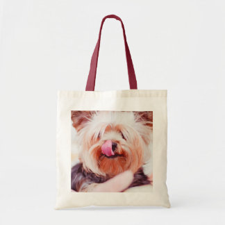 かわいい犬のトートバック トートバッグ