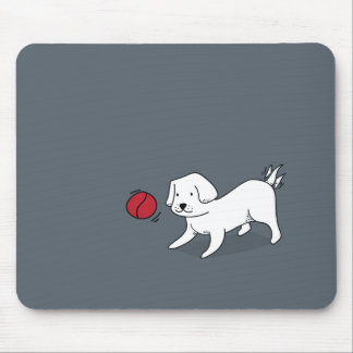 かわいい犬のマウスパッド マウスパッド