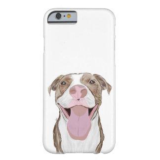 かわいい犬の電話箱、犬の絵 BARELY THERE iPhone 6 ケース