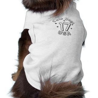 かわいい犬2017米国犬の服装 ペット服