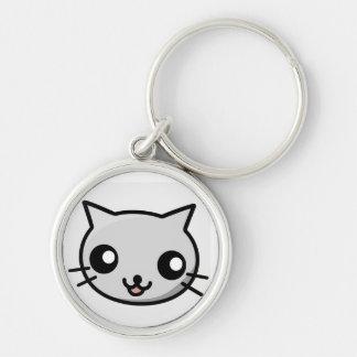 かわいい猫のキーホルダー キーホルダー