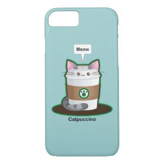 かわいい猫のコーヒー iPhone 8/7ケース
