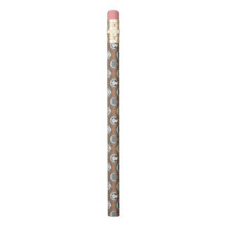 かわいい猫パターン 鉛筆