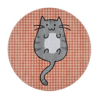 かわいい猫 カッティングボード