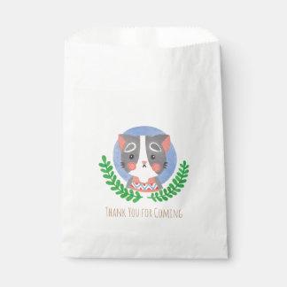 かわいい猫 フェイバーバッグ