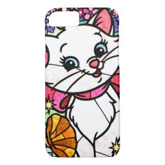 かわいい猫 iPhone 8/7ケース