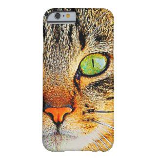 かわいい猫Iの電話6箱 BARELY THERE iPhone 6 ケース