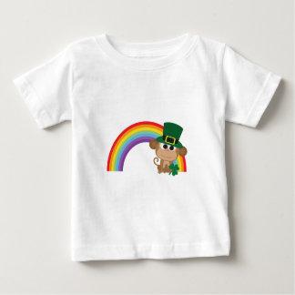 かわいい猿の小妖精 ベビーTシャツ