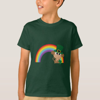 かわいい猿の小妖精 Tシャツ