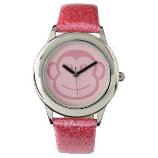 かわいい猿の腕時計 腕時計