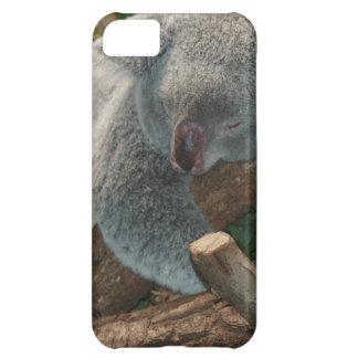 かわいい睡眠のコアラ iPhone5Cケース
