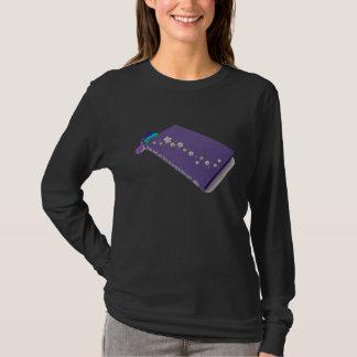 かわいい睡眠の本 Tシャツ