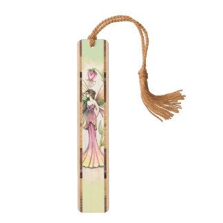 かわいい花の妖精のしおり 楓 ブックマーク