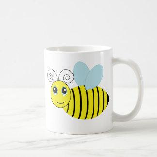 かわいい蜂蜜の蜂 コーヒーマグカップ