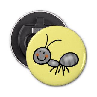 かわいい蟻の漫画 栓抜き