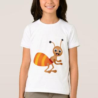 かわいい蟻 Tシャツ