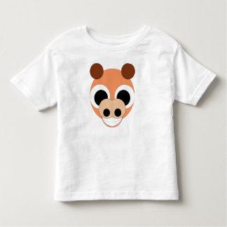 かわいい親愛 トドラーTシャツ