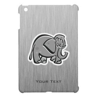 かわいい象; 金属一見 iPad MINIケース