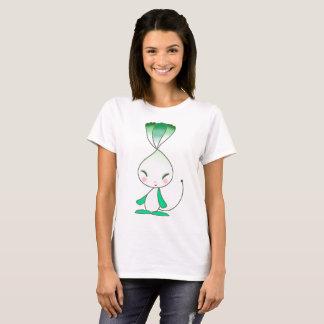 かわいい野菜子供 Tシャツ