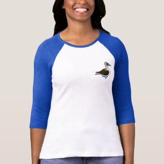 かわいい青足の最下位 Tシャツ