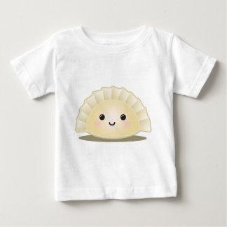かわいい韓国語Mandu ベビーTシャツ