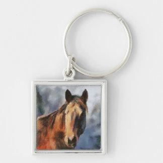 かわいい馬Keychain キーホルダー