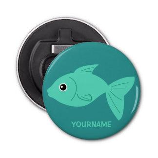 かわいい魚のカスタムな栓抜き 栓抜き