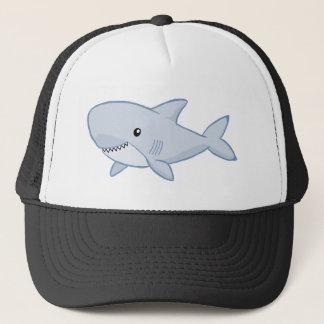 かわいい鮫 キャップ