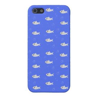 かわいい鮫 iPhone SE/5/5sケース