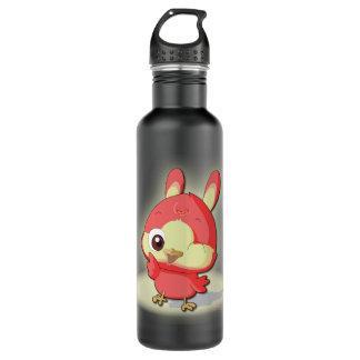 かわいい鳥のおもしろいなマンガのキャラクタのかわいいのボトル ウォーターボトル