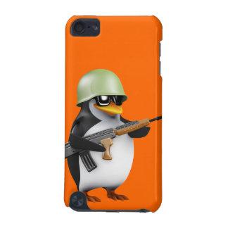 かわいい3d兵士(編集可能) iPod touch 5G ケース