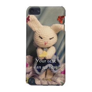 かわいいAmigurumiのバニーウサギ iPod Touch 5G ケース