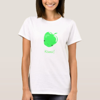 かわいいApple Tシャツ