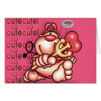 かわいいCUPYそう! カード
