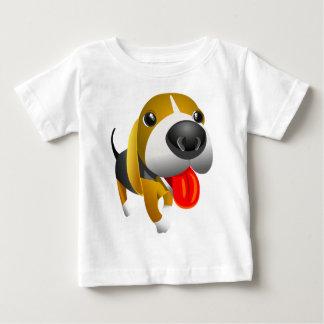 かわいいDog ベビーTシャツ