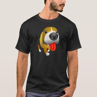 かわいいDog Tシャツ