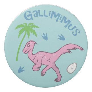 かわいいGallimimus 消しゴム