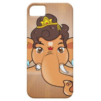 かわいいGanesha iPhone SE/5/5s ケース
