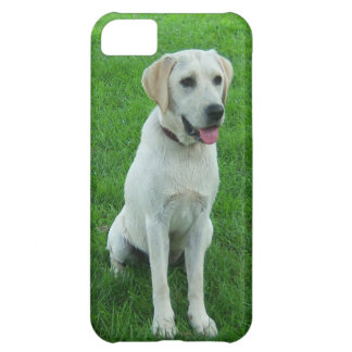 かわいいIの電話箱のための犬の写真 iPhone5Cケース