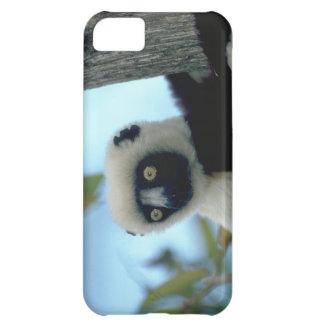 かわいいiPhone 5のケースの美しいLemur iPhone5Cケース