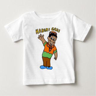かわいいKwanzaa ベビーTシャツ
